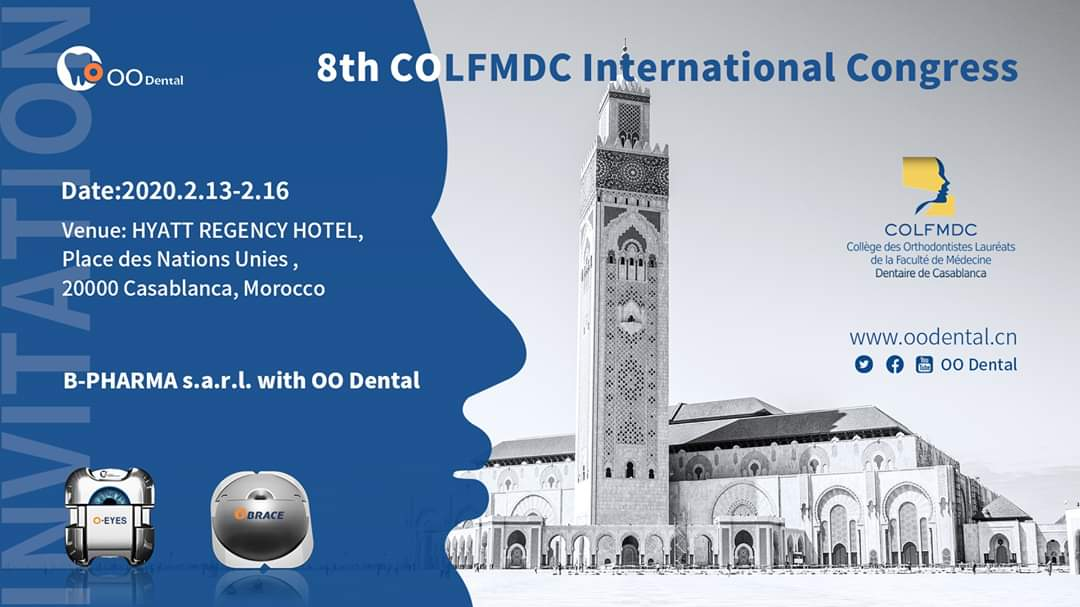 COLFMDC International Congress, Morocco, February 13-16, 2020