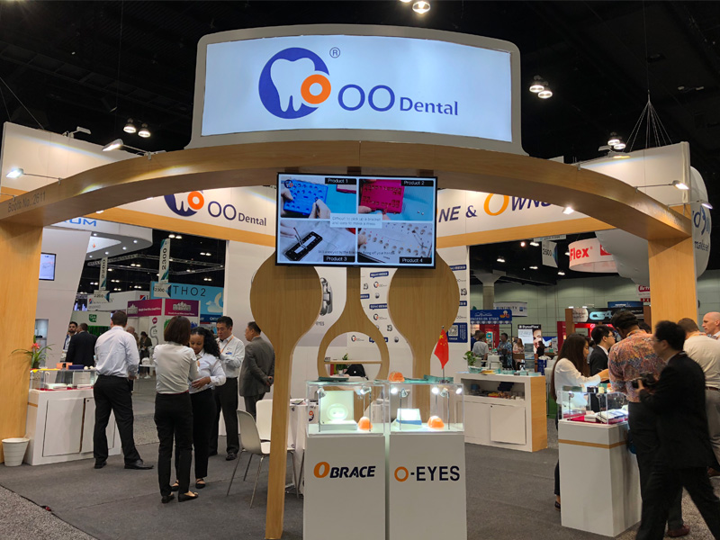 Global distribution network of OO Dental